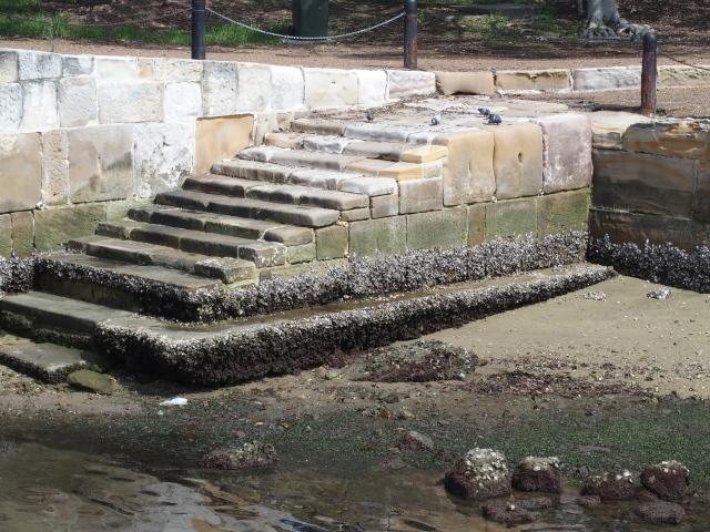 Low Tide Mort Bay Park - Sydney